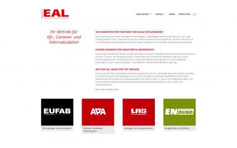 Internettexte für EAL Vertrieb GmbH